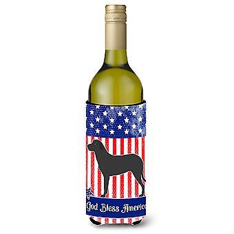 Mallorca Schäferhund American Weinflasche Beverge Isolator Hugger