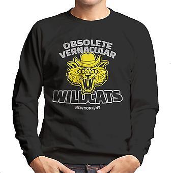 Obsolète Sweatshirt Wildcats vernaculaire Tenenbaum masculine