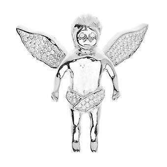 Premium Bling - plata de ley 925 colgante Ángel