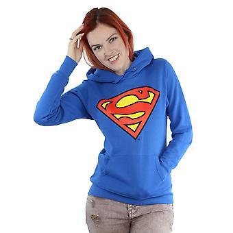 DC נשים קומיקס ' s בקפוצ לוגו של סופרמן