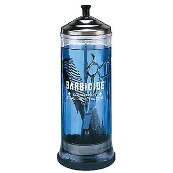 Barbicide Disinfecting Jar for Grooming Tools and Instruments, 1 Litre