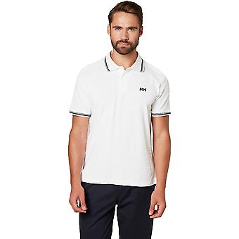 Helly Hansen Mens KOS Short Sleeve Casual Quick Drying Polo T Shirt
