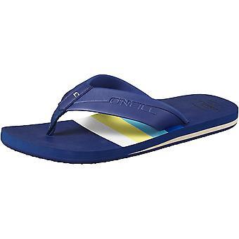 O'Neill heren FM Impressum grafisch patroon teen Post Flip Flops sandalen
