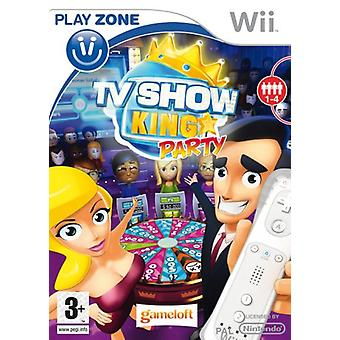 TV Show King (Wii) - New