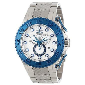 Invicta Pro Diver 12944 aço inoxidável Chronograph Watch
