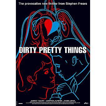 Dirty Pretty Things Movie Poster (11 x 17)