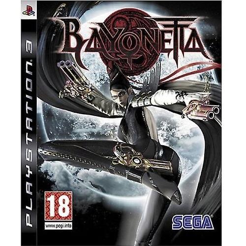 Bayonetta PS3 Game
