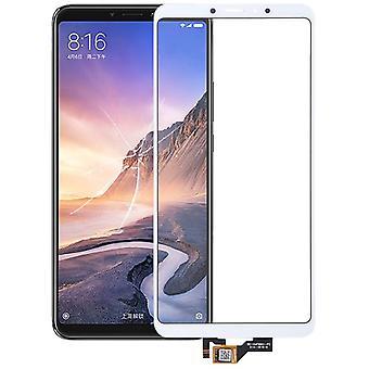 スペア部品液晶表示 Xiaomi MI 最大 3 のタッチ スクリーン デジタイザー ホワイトを表示します。