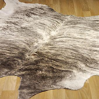 Rodeo Cowhide Rugs In Exotic Light