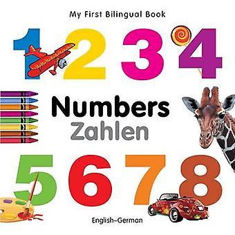 Min första tvåspråkiga bok nummer Englishgerman av Milet Publishing