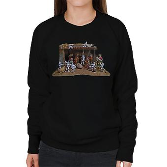 Originele Stormtrooper Kerstmis Stormtivity vrouwen Sweatshirt