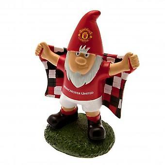 Manchester United Garden Gnome