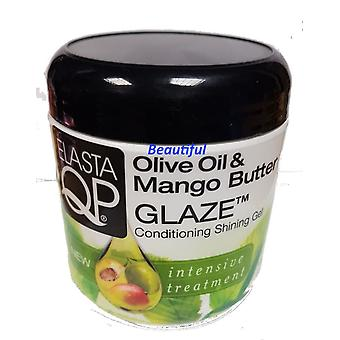 Elasta QP Olive Oil & Mango Butter Glaze 170g