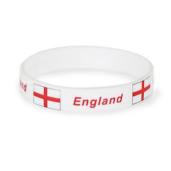 TRIXES Silicone Wristband - Bracelet for Sporting Tournaments - Patriotic Support For World Events