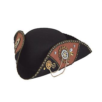 Steampunk Tricorn Hat hane