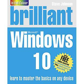 الرائعة Windows 10 ستيف جونسون-كتاب 9781292118178