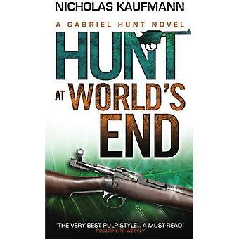Gabriel Hunt - jakten på världens slutet av Nicholas Kaufmann - 978178116992