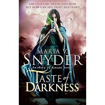 طعم الظلام بماريا خامسا سنايدر-كتاب 9781848452800