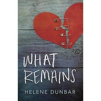 Ce qui reste par Helene Dunbar - livre 9780738744308