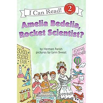 Amelia Bedelia, Rocket Scientist? (I Can Read Books: Level 2 (Harper Paperback))