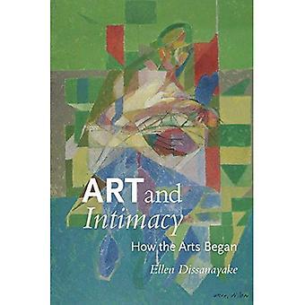 Kunst en intimiteit: hoe de Arts begon (een McLellan-boek)