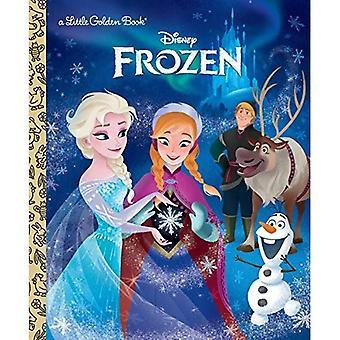 Fryst (Disney Frozen) (liten gyllene bok)