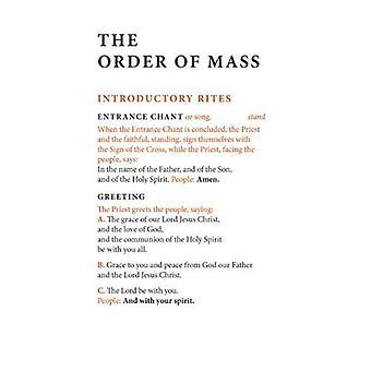 Beställning av massa Hymnal infoga