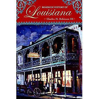 Roadside History of Louisiana (Roadside History)