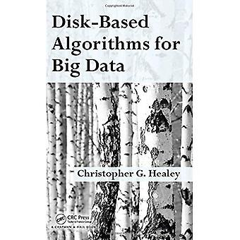 Diskbasert algoritmer for store Data