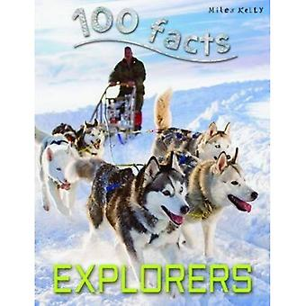 100 feiten Explorers (100 Facts)