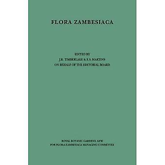 Flora Zambesiaca: Volume 8, Part 5: Acanthaceae: Pseudocalyx to Crossandra