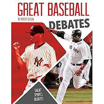 Debates de Baseball grande (grande esporte Debates)