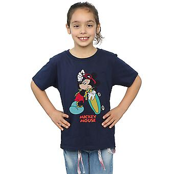 Disney piger Mickey Mouse Skate Dude T-Shirt