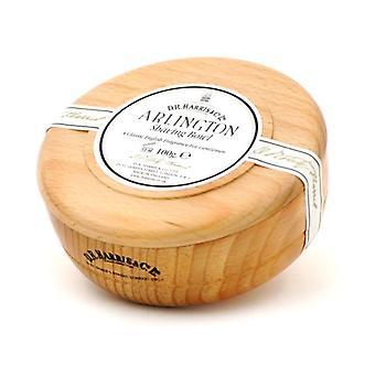 D R Harris drewniane golenie miska + mydło 100g-Arlington buk