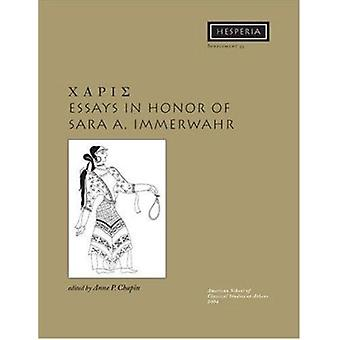 Charis - Essays in Honor of Sara A.Immerwahr by Anne P. Chapin - 97808