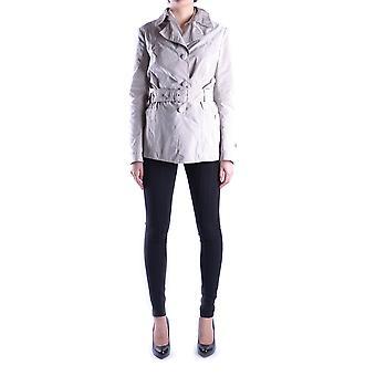 Geospirit Ezbc203009 Women's Grey Polyester Outerwear Jacket