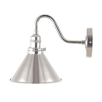 Elstead-1 licht indoor Wandlicht gepolijst nikkel-PV1 PN