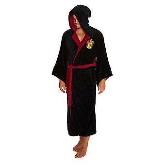 Harry Potter Gryffindor Wizard Fleece Dressing Gown  - ONE SIZE