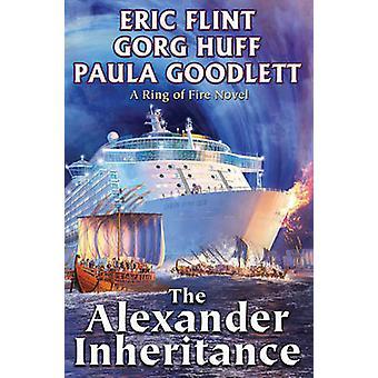Alexander Inheritance by Eric Flint - 9781481482486 Book