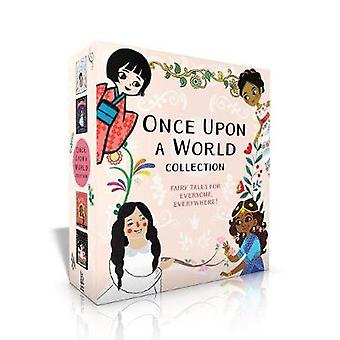 Once Upon a World Collection - Snow White; Cinderella; Rapunzel; The P