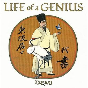 Life of A Genius by Demi - 9781620142325 Book