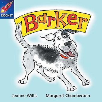 Barker: Lecteur vert 2 (Rigby étoiles indépendant)
