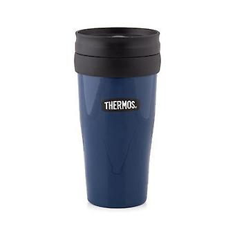Thermos Double Wall Wide Base Travel Mug