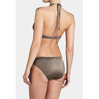 Triumph African Summer Sd Twp Halter Collo Bikini Set