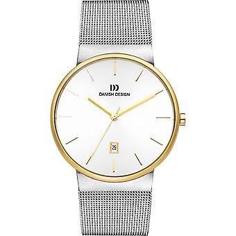 Tanskan design IQ65Q971 Tåge Mens Watch