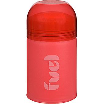 Trudeau Fuel 10oz Food & Beverage Container, Red