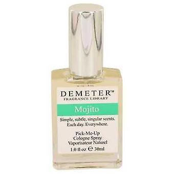 Demeter Mojito av Demeter Cologne spray 1 oz (kvinnor) V728-434864
