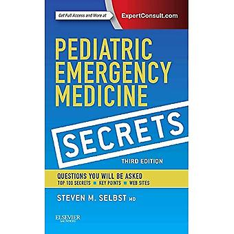 Pediatric Emergency Medicine Secrets, 3e