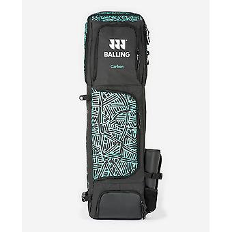 Carbon Green Hockey Stick Bag