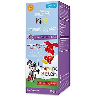 Natur ' s Aid Kidz immun stöd 150ml (139010)